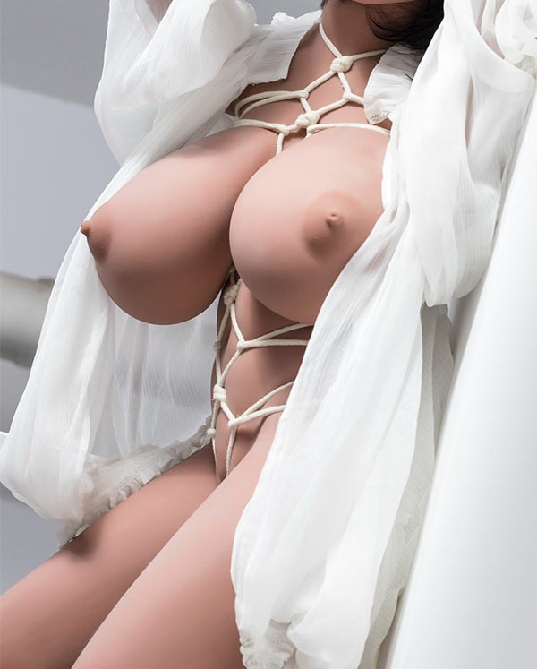 Busty realdoll L cup large breasts custom