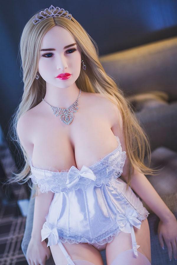 Sex Doll Haldis 163cm - Noorse Sexpop