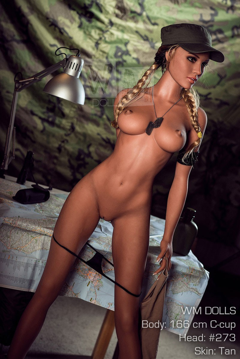 Sex Doll Lara 166C WM nieuw model