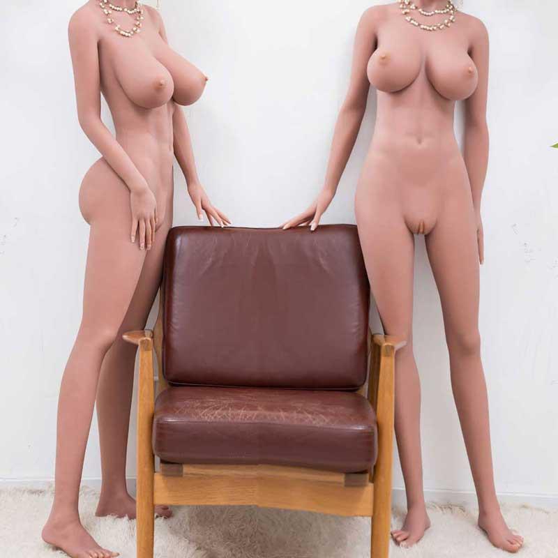 Custom sekspop 172 cm lang grote borsten zelf samenstellen