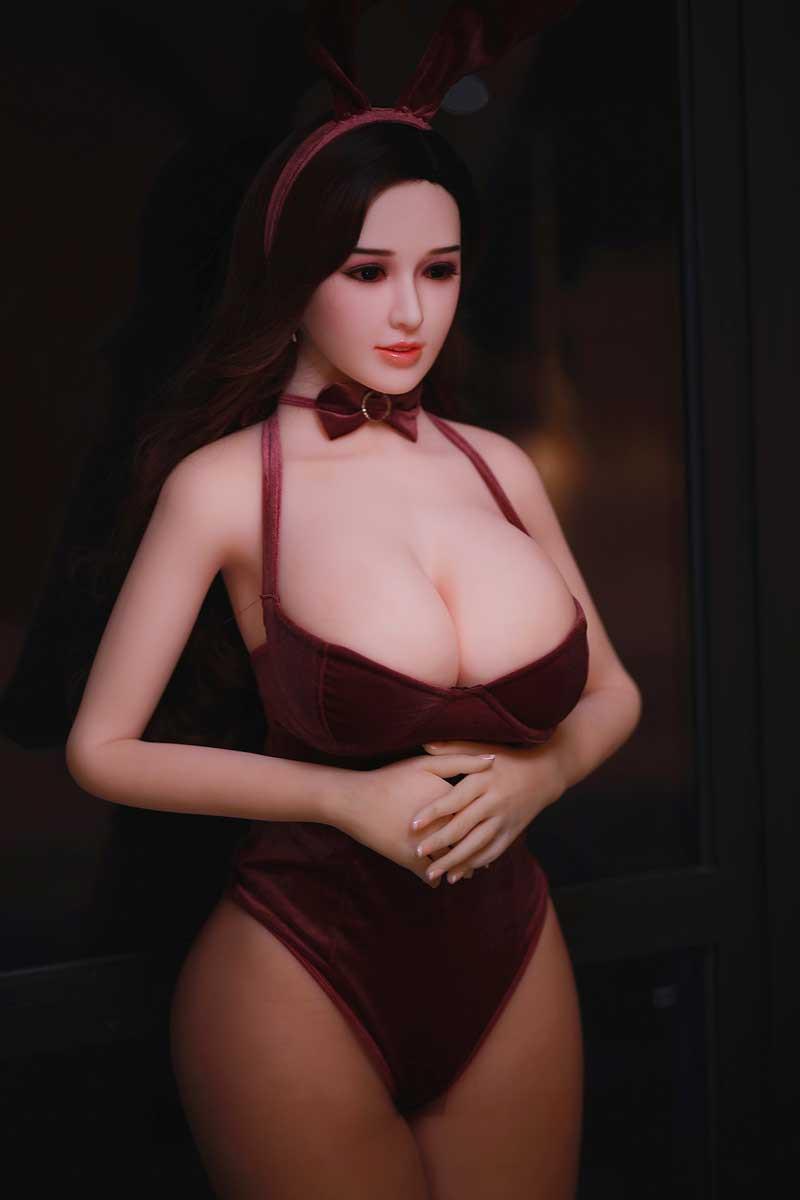 Sex Doll Seline Grote Borsten