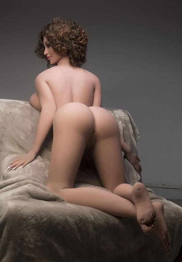 Sex doll Jolanda mooie vrouw grote borsten