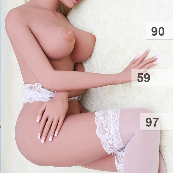 Sexdoll 159 E-cup natural curves