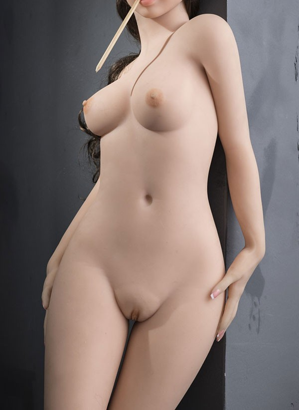 Sexy realdoll 145 cm natural c cup