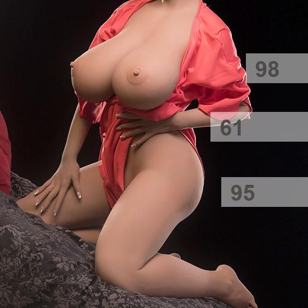 Sexpop volle borsten vrouwelijk custom