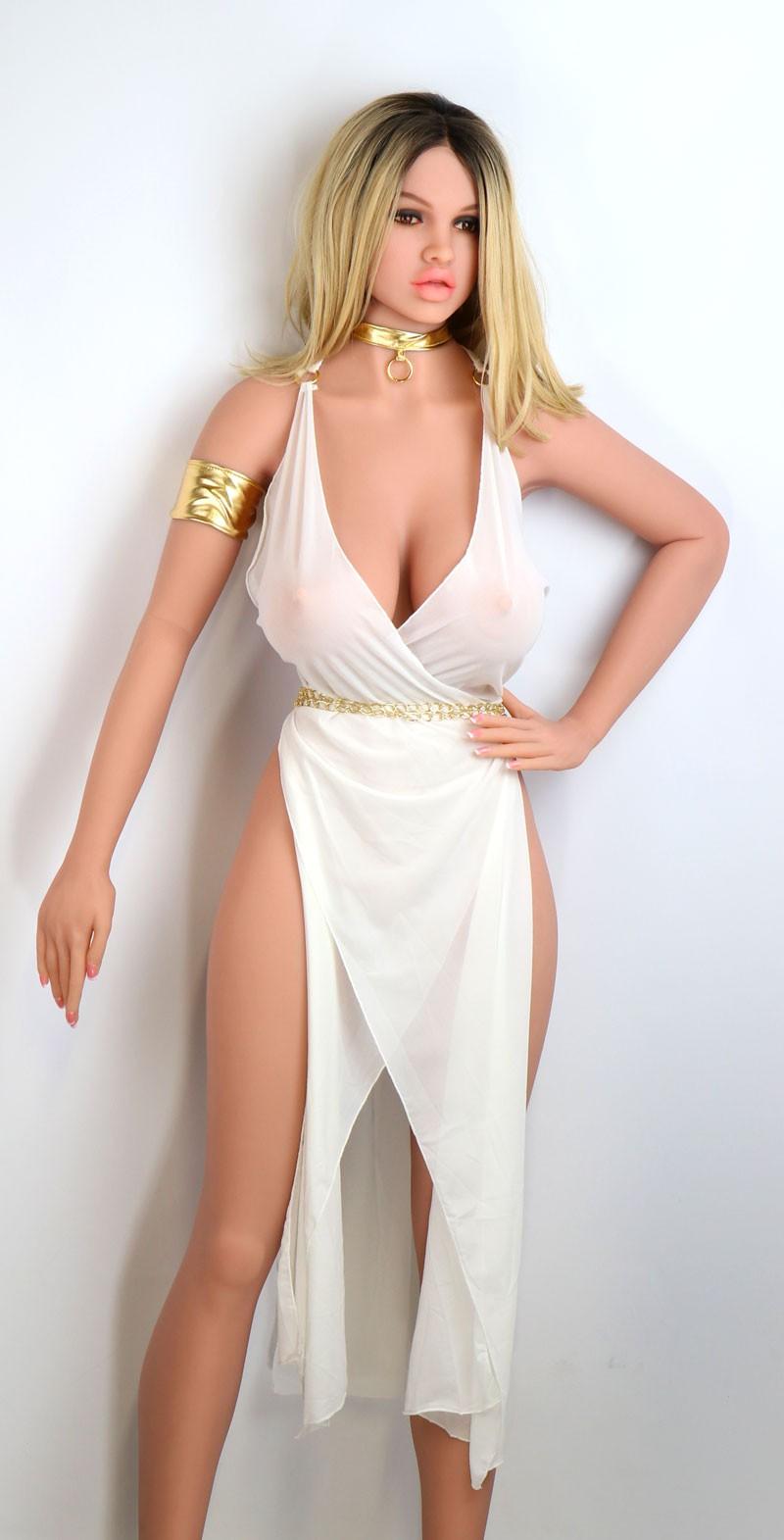Sexy jurk realdoll one size