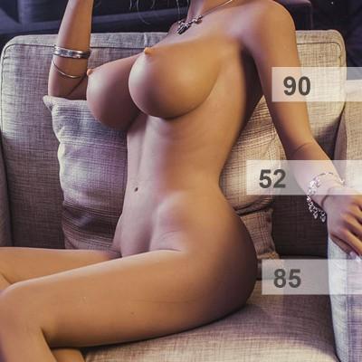 Sexy custom realldoll sekspop met grote borsten