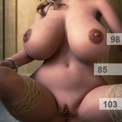 160M realdoll seks pop grote borsten