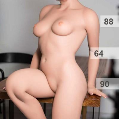 162B WM realistische sekspop kleine borsten hoge kwaliteit