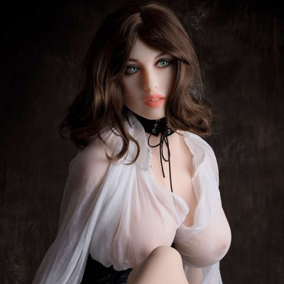 Realdoll Amanda sex doll natural large breasts mature