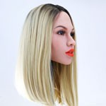 Kort blond verloop - +€ 100,00