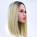 Kort Blond Ombre - +€100,00