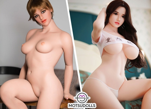 sekspoppen lichaamstypes